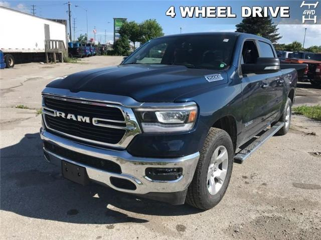 2019 RAM 1500 Big Horn (Stk: T19006) in Newmarket - Image 1 of 24