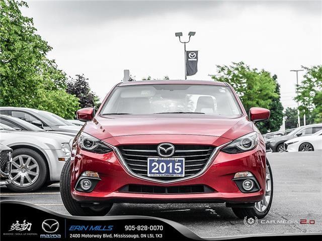 2015 Mazda Mazda3 GT (Stk: P4511) in Mississauga - Image 2 of 26