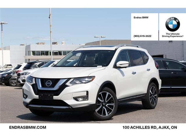 2017 Nissan Rogue SL Platinum (Stk: 35546A) in Ajax - Image 1 of 22