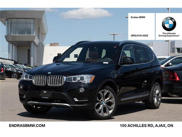 2016 BMW X3 xDrive35i (Stk: P5902) in Ajax - Image 1 of 22
