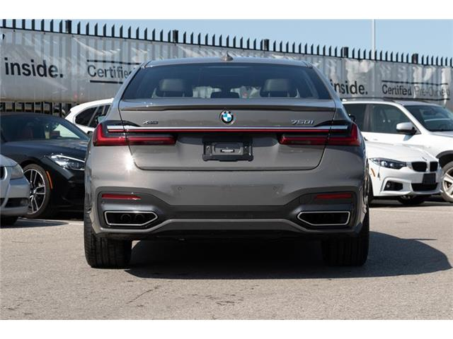 2020 BMW 750i xDrive (Stk: 70236) in Ajax - Image 5 of 22
