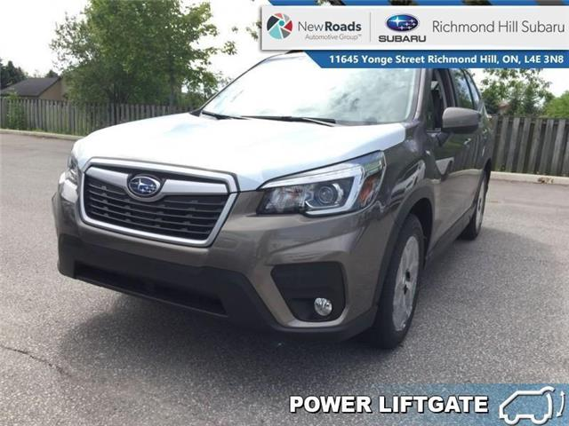 2019 Subaru Forester Touring Eyesight CVT (Stk: 32724) in RICHMOND HILL - Image 1 of 22