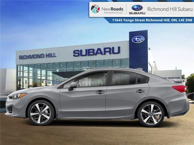 2019 Subaru Impreza 4-dr Sport Eyesight AT (Stk: 32731) in RICHMOND HILL - Image 1 of 1