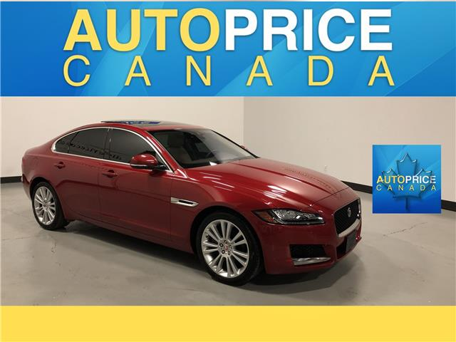 2017 Jaguar XF 20d Prestige (Stk: W0425) in Mississauga - Image 1 of 25