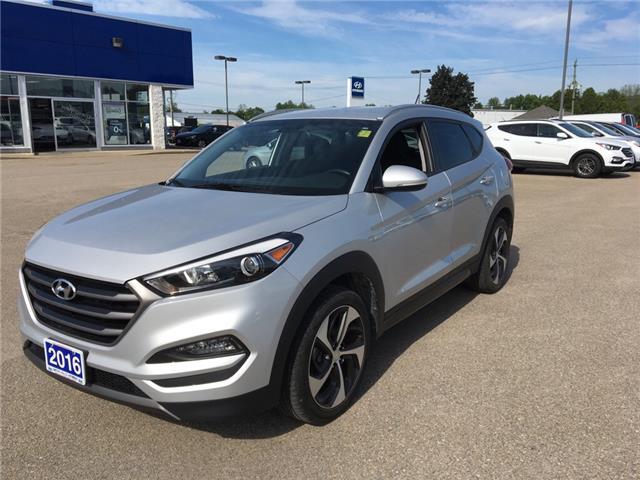 2016 Hyundai Tucson Premium 1.6 (Stk: P30941) in Smiths Falls - Image 1 of 11