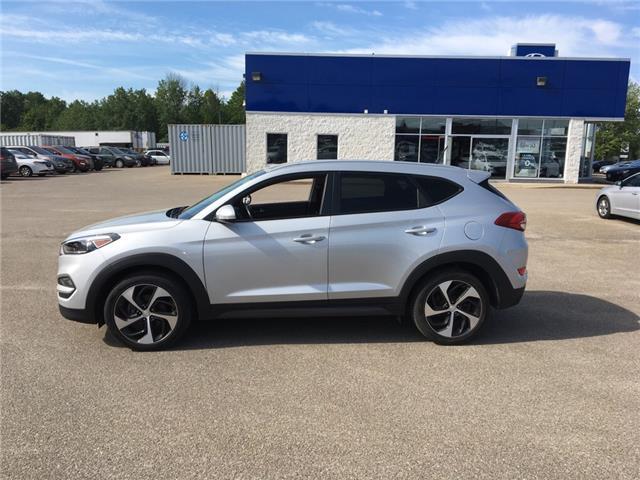 2016 Hyundai Tucson Premium 1.6 (Stk: P30941) in Smiths Falls - Image 2 of 11