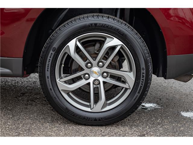 2017 Chevrolet Equinox Premier (Stk: U19230) in Welland - Image 11 of 32