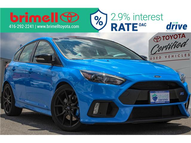 2018 Ford Focus RS Base (Stk: 9864) in Scarborough - Image 1 of 27