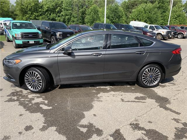2018 Ford Fusion SE (Stk: 19316A) in Perth - Image 2 of 14