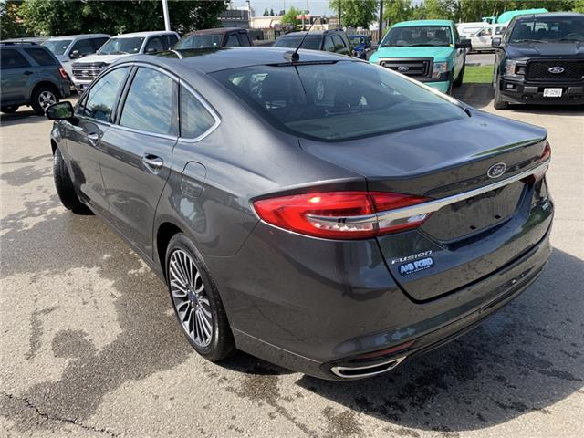 2018 Ford Fusion SE (Stk: 19316A) in Perth - Image 3 of 14