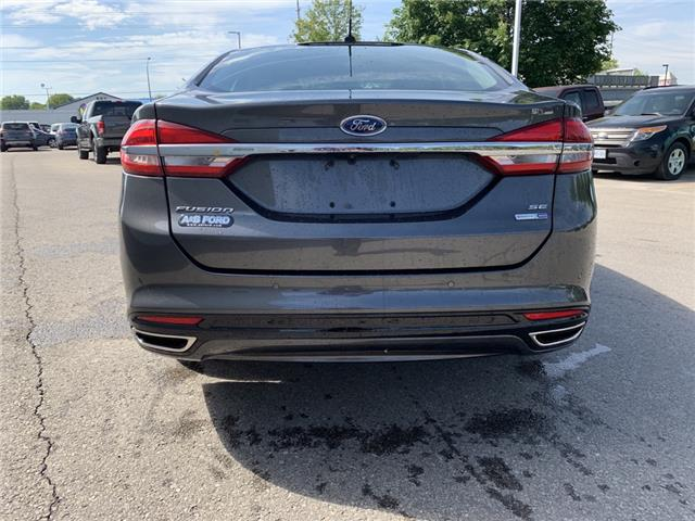 2018 Ford Fusion SE (Stk: 19316A) in Perth - Image 4 of 14