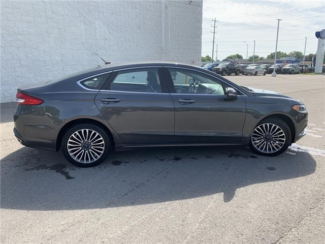 2018 Ford Fusion SE (Stk: 19316A) in Perth - Image 6 of 14