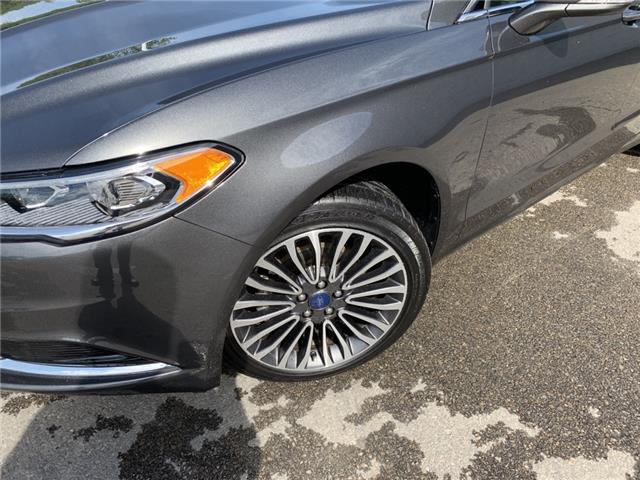 2018 Ford Fusion SE (Stk: 19316A) in Perth - Image 9 of 14