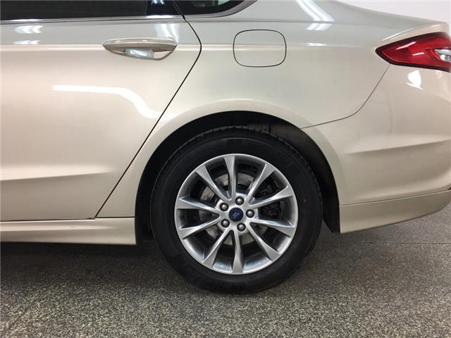 2017 Ford Fusion S (Stk: 34898EWA) in Belleville - Image 17 of 22