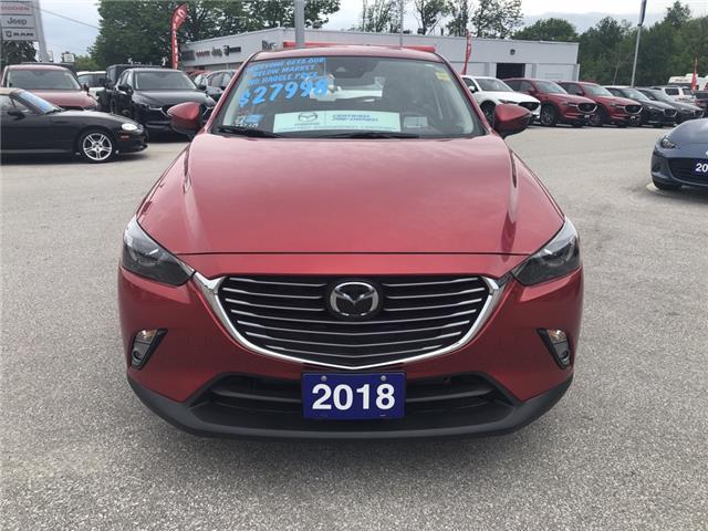 2018 Mazda CX-3 GT (Stk: 03342P) in Owen Sound - Image 3 of 16