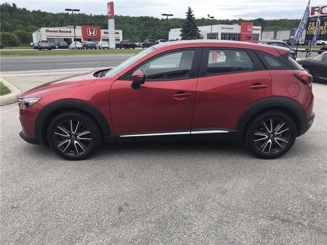 2018 Mazda CX-3 GT (Stk: 03342P) in Owen Sound - Image 5 of 16