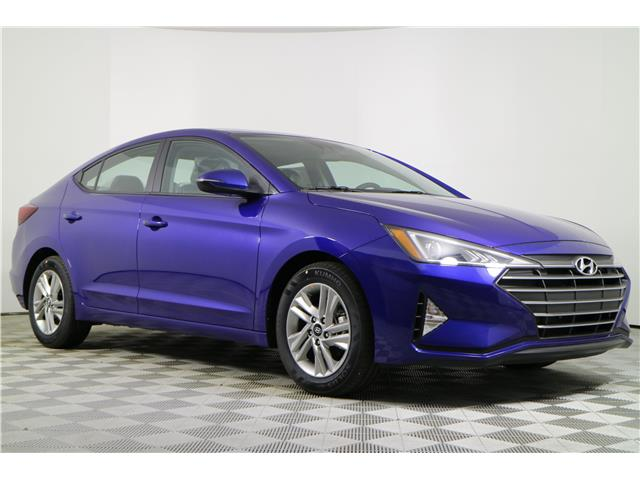 2020 Hyundai Elantra Preferred w/Sun & Safety Package (Stk: 194673) in Markham - Image 1 of 22