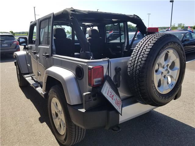 2015 Jeep Wrangler Unlimited Sahara (Stk: 19SB512A) in Innisfil - Image 18 of 21