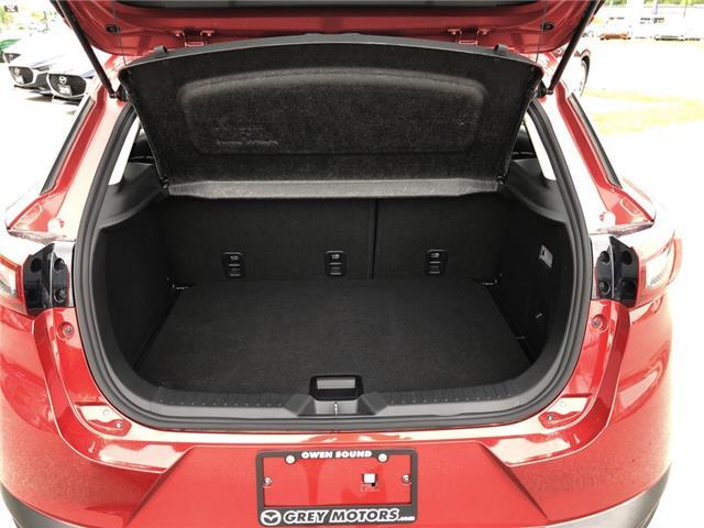 2018 Mazda CX-3 GT (Stk: 03342P) in Owen Sound - Image 14 of 16