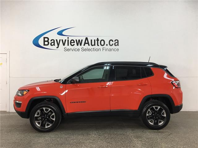 2018 Jeep Compass Trailhawk (Stk: 35154WA) in Belleville - Image 1 of 29