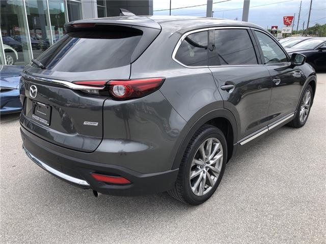 2016 Mazda CX-9  (Stk: 03349P) in Owen Sound - Image 8 of 22