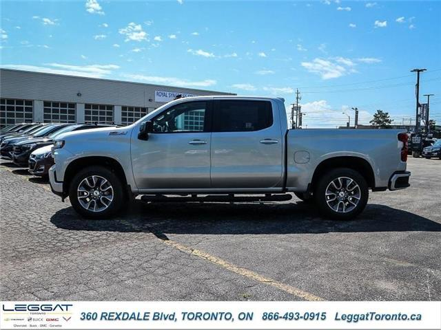 2019 Chevrolet Silverado 1500 RST (Stk: 360768) in Etobicoke - Image 8 of 21