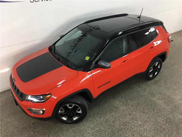 2018 Jeep Compass Trailhawk (Stk: 35154WA) in Belleville - Image 2 of 29