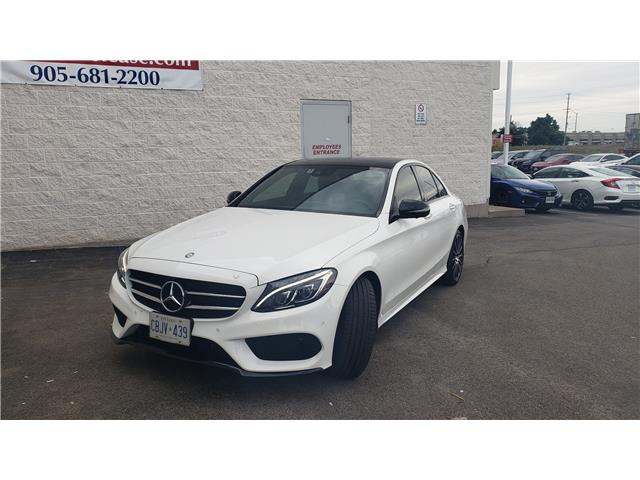 2016 Mercedes-Benz C-Class Base (Stk: 310820) in Burlington - Image 1 of 12