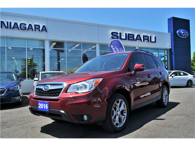 2016 Subaru Forester 2.5i Limited Package (Stk: S4567A) in St.Catharines - Image 1 of 29