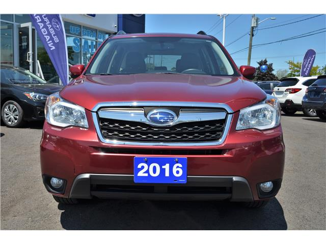 2016 Subaru Forester 2.5i Limited Package (Stk: S4567A) in St.Catharines - Image 2 of 29