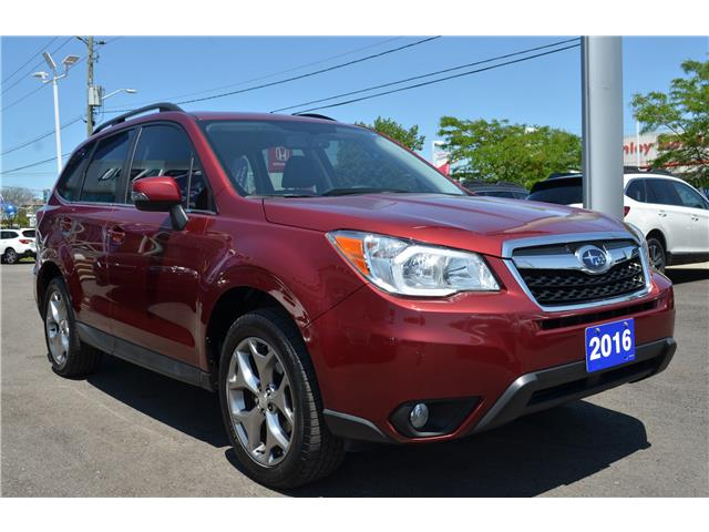 2016 Subaru Forester 2.5i Limited Package (Stk: S4567A) in St.Catharines - Image 3 of 29