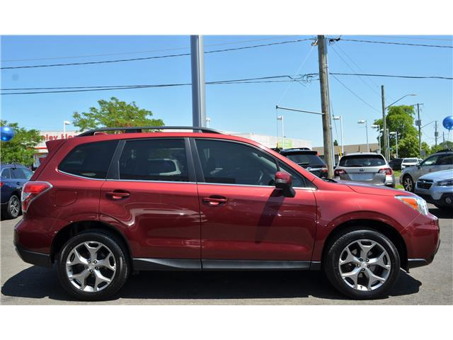 2016 Subaru Forester 2.5i Limited Package (Stk: S4567A) in St.Catharines - Image 4 of 29