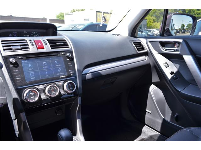 2016 Subaru Forester 2.5i Limited Package (Stk: S4567A) in St.Catharines - Image 22 of 29