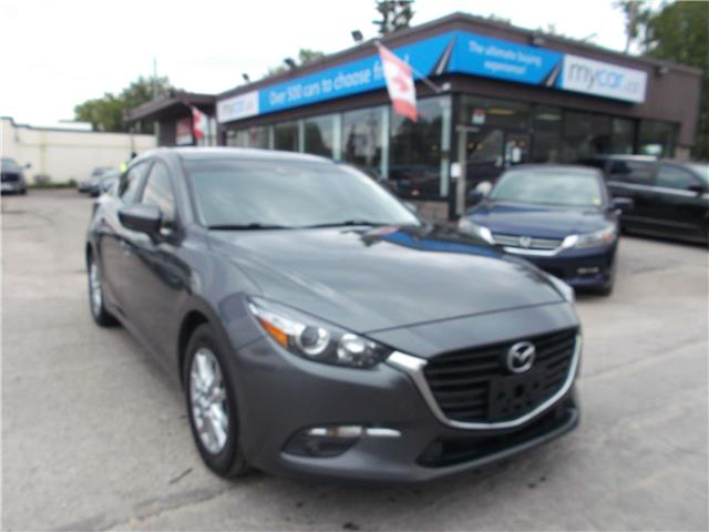 2018 Mazda Mazda3 GS (Stk: 190923) in North Bay - Image 1 of 13
