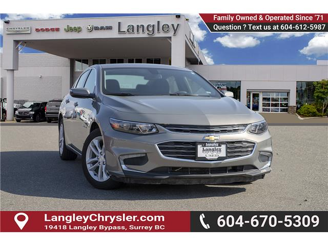 2018 Chevrolet Malibu LT (Stk: EE902000) in Surrey - Image 1 of 25