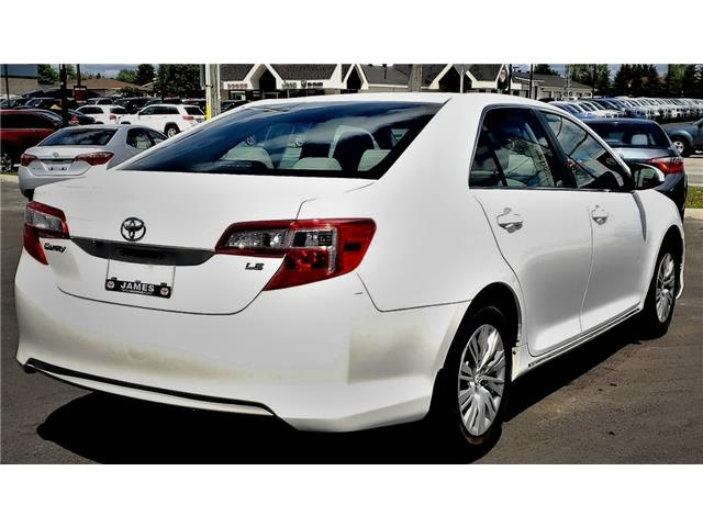 2014 Toyota Camry LE (Stk: P02590) in Timmins - Image 8 of 14