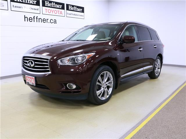 2014 Infiniti QX60 Base (Stk: 197162) in Kitchener - Image 1 of 38