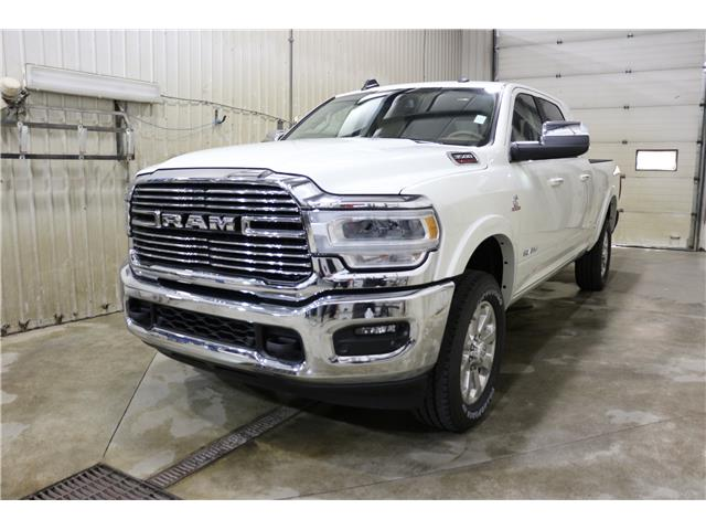 2019 RAM 3500 Laramie (Stk: KT079) in Rocky Mountain House - Image 1 of 25