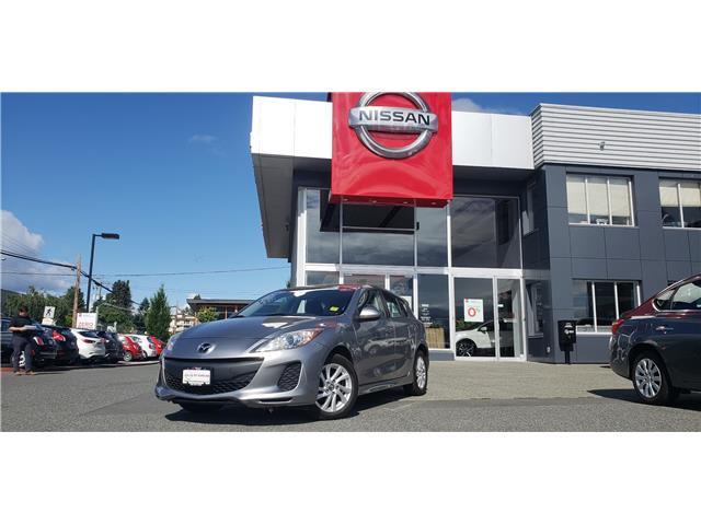 2013 Mazda Mazda3 Sport GS-SKY (Stk: P0062) in Duncan - Image 1 of 4