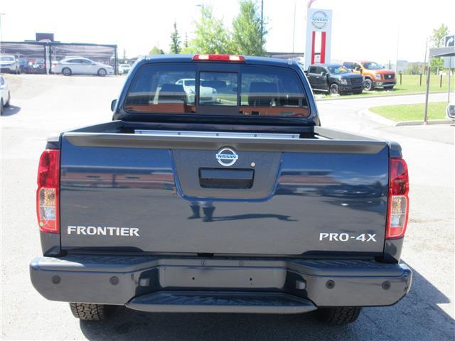 2019 Nissan Frontier PRO-4X (Stk: 9081) in Okotoks - Image 16 of 18