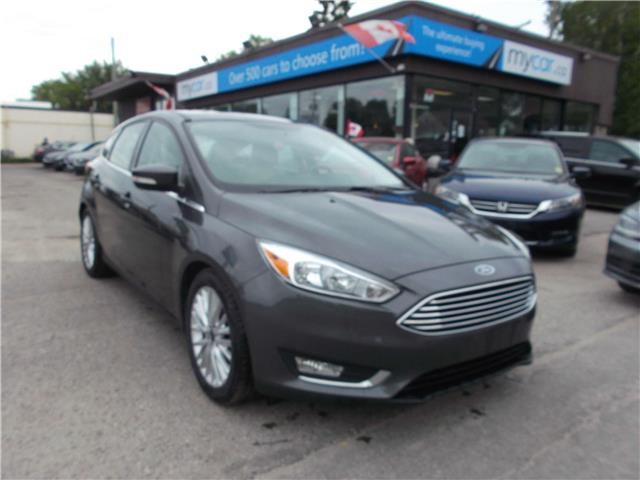 2015 Ford Focus Titanium (Stk: 190930) in North Bay - Image 1 of 14