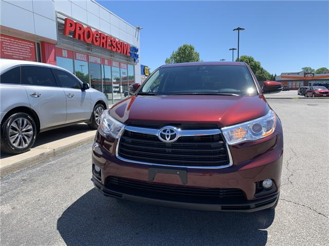 2014 Toyota Highlander LE (Stk: ES022522) in Sarnia - Image 2 of 22