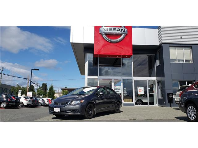 2013 Honda Civic LX (Stk: 9Q5741A) in Duncan - Image 1 of 4