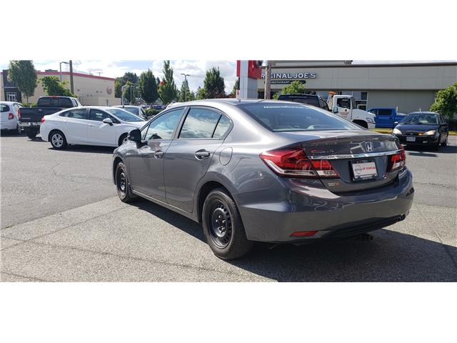 2013 Honda Civic LX (Stk: 9Q5741A) in Duncan - Image 2 of 4