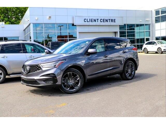 2020 Acura RDX A-Spec (Stk: 18683) in Ottawa - Image 1 of 30