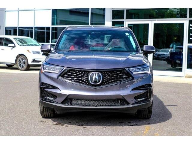 2020 Acura RDX A-Spec (Stk: 18678) in Ottawa - Image 25 of 30