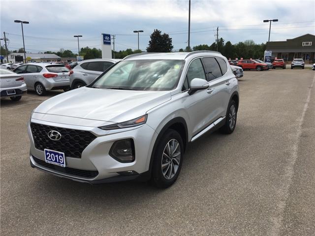 2019 Hyundai Santa Fe Preferred 2.4 (Stk: P3092) in Smiths Falls - Image 1 of 11