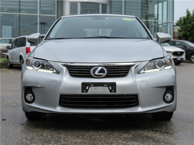 2013 Lexus CT 200h Base (Stk: 12216G) in Richmond Hill - Image 2 of 20