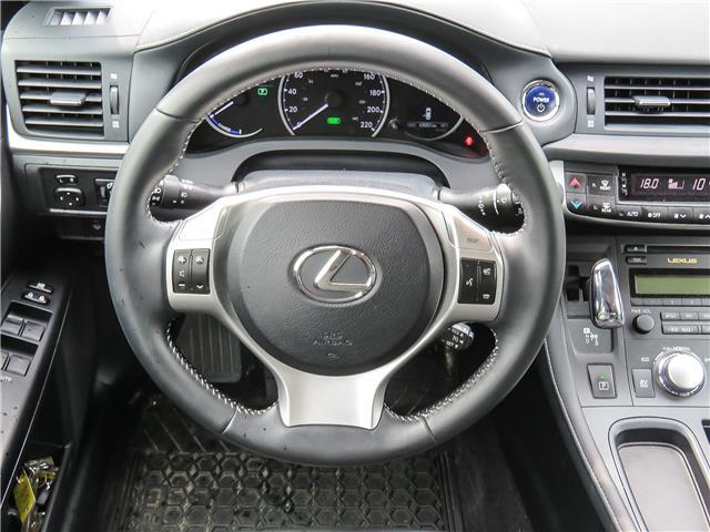 2013 Lexus CT 200h Base (Stk: 12216G) in Richmond Hill - Image 9 of 20