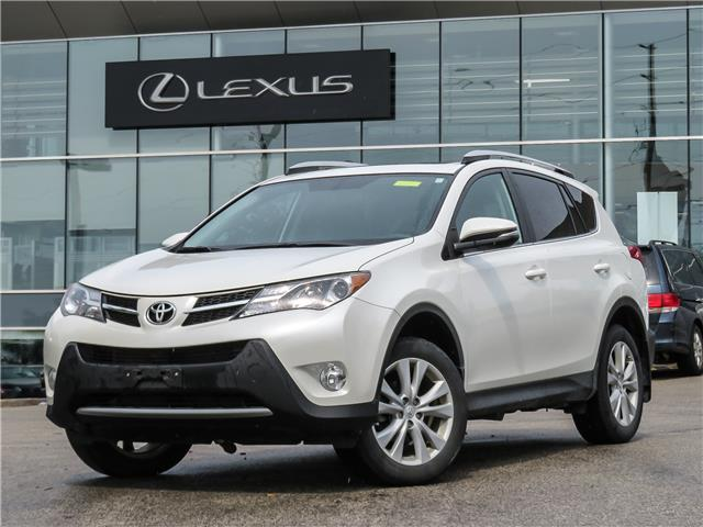 2015 Toyota RAV4  (Stk: 12211G) in Richmond Hill - Image 1 of 18